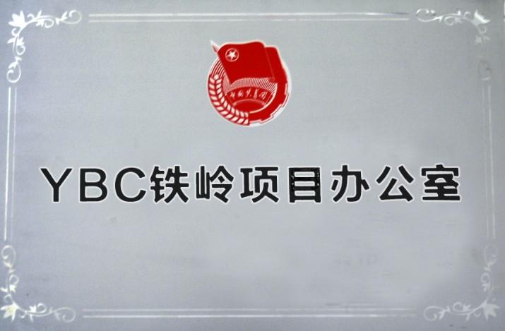YBC铁岭项目办公室