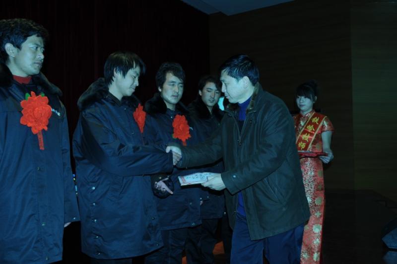 """我院召开""""2010届青海省尖扎县学生毕业典礼暨欢送会"""""""