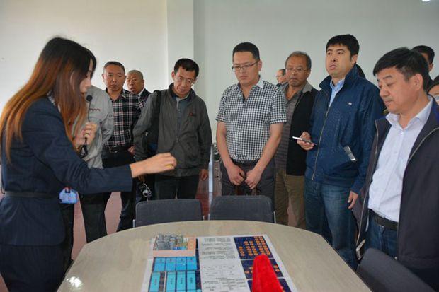 辽宁省技师学院观摩交流会在学院召开