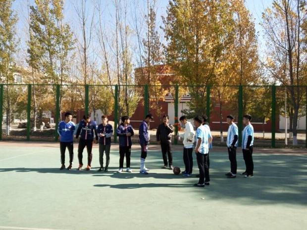 社团联会组织球类运动会活动