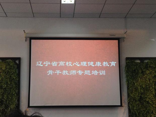 思政部教师参加全省高校心理健康教育骨干教师专题培训