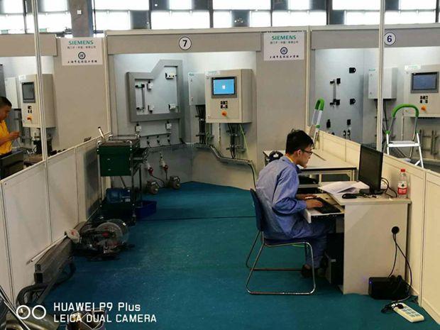 喜讯:我院学生王林获世界技能大赛全国选拔赛工业控制项目亚军