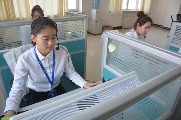 财经系与沈阳银信资产管理有限公司实施校企合作