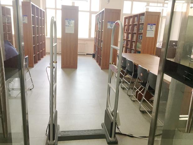 图书馆信息化建设成效显著