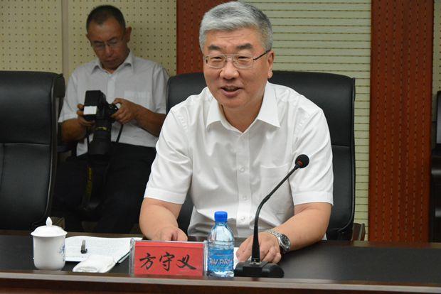 人社部副部长汤涛到我院视察世赛备战工作